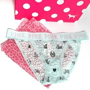 Victoria's Secret Lace Bikini Cut Panties Size S